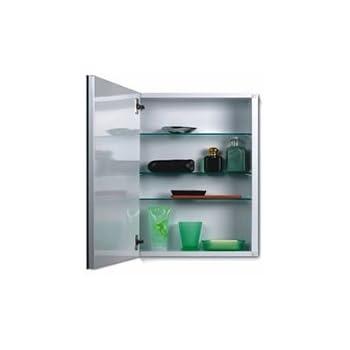 Jensen 52WH304PF Metro Classic Oversize Flat Trim Medicine Cabinet, 30 Inch
