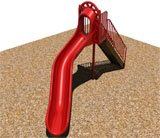 Sports Play Equipment 902-293 Sectional Slide