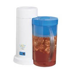 (Mr. Coffee 2qt Iced Tea Maker- Blue)