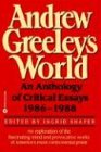 The World of Andrew Greeley, Ingrid H. Shafer, 0446389889