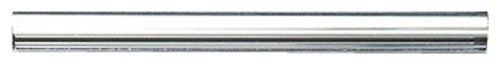 Preciosa Ornela Czech Straight Bugle Glass Bead, 30mm, Silver Lined, Crystal, 80 gm/Pack