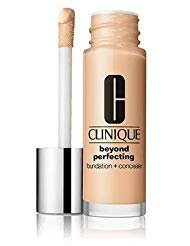 Clinique Beyond Perfecting Foundation and Concealer, No.02 Alabaster vf-n, 1 Ounce
