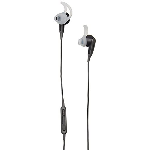 Bose SoundSport in-ear headphones - Apple devices, Charcoal
