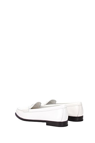 EU Blanco Mocasines A73941WHITE Church's Mujer qH6WA68ap