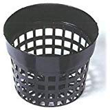 - Round Net Pots 6 inch, Heavy Duty (Pack of 6)