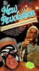 New Revolution:Great American Bash 90 [VHS]