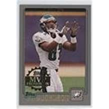 Charles Johnson (Football Card) 2001 Topps - MVP Promotion Sweepstakes Entry #CHJO