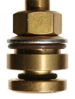 Imperial 73635 Re-usable Valve Stem Adapter As100 (Pack of 10)