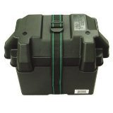 Deka 03189 Marine Battery Box (Large, Group 27/31)
