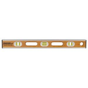 Johnson Level & Tool 1610-2400 24'' Eco-Tech Bamboo Level by Johnson Level & Tool