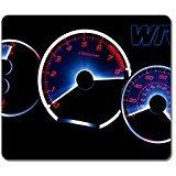 mouse-pads-art-customized-11429-subaru-impreza-wrx-gauges-car-high-quality-eco-friendly-neoprene-rub