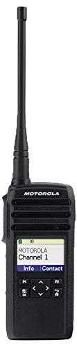 Motorola DTR700 50CH 1W 900MHZ Licence Free Digital Two Way Radio - Motorola PromoBIG Savings