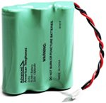 CPH-482D Equivalent Cordless Phone Replacement Battery For GE Phones
