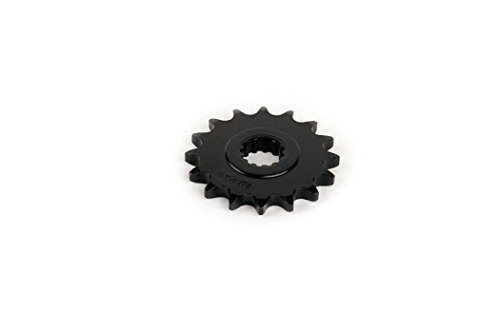 2003 2004 2005 fits Yamaha R6 YZF-R6 530 Conversion Front Steel Sprocket 16 Tooth ()
