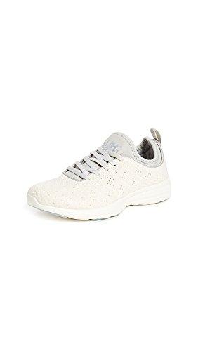 Apl: Athlétisme Propulsion Labs Woml Techloom Fantôme Chaussure De Course Lueur / Lueur / Lueur