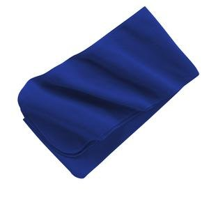 Port Authority- Extra Long Fleece Scarf. - Fleece Scarf Blue