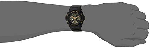 Casio-Mens-G-SHOCK-Quartz-Resin-Casual-Watch-ColorBlack-Model-AW-591GBX-1A9CR