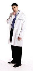 Rasta Imposta Dr. Howie Feltersnatch M.D. Gynecologist, White, One Size -
