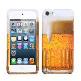 - Asmyna Beer Food Fight Collection Protector Cover for iPod touch 5
