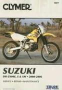 Suzuki DR-Z400E, S & SM 2000-2006 (Clymer Motorcycle Repair)