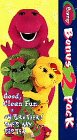 Barney - Good Clean Fun/Oh Brother She's My Sister [VHS] by Lyons / Hit Ent.