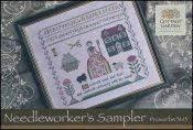Needleworkers Sampler Cross Stitch Chart