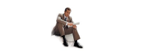 Jobst for Men Knee High Compression Socks - 20-30mmHg - Black - Medium - 115089 (Jobst Microfiber Knee High Socks)