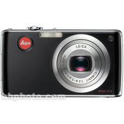 Leica C-LUX 1 6MP Digital Camera with 3.6x Optical Image Stabilized Zoom (Black) (Leica C Lux 3)