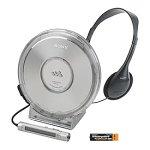 Sony D-NE1 Ultra Slim ATRAC3/MP3/CD Walkman