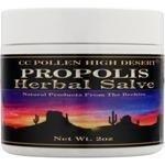 Propolis Salve CC Pollen 2 oz Jar Cc Bee Pollen