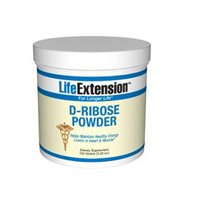 Life Extension D-ribose Powder...