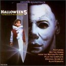 Halloween 5: The Revenge Of Michael Myers - Original Motion Picture Soundtrack -