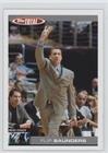 05 Topps Basketball Card - Flip Saunders (Basketball Card) 2004-05 Topps Total - [Base] #393