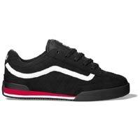 0b6f66e65d58 Vans Rowley XL2 Black White Red Shoes Size12