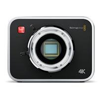 Blackmagic Design Production Camera 4k with PL Mount, 5'' LCD Display, 4000x2160 Sensor Resolution, 6G-SDI 10-Bit Video/SDI Audio/3.5mm Stereo Headphone Output by Blackmagic Design