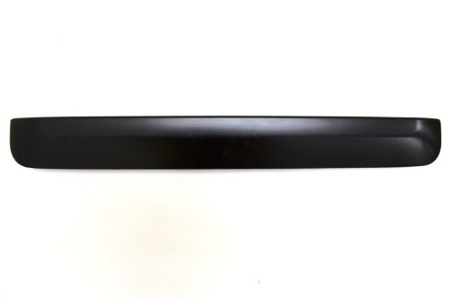 PT Auto Warehouse SC-3201P-TG - Liftgate Tailgate Handle Garnish, Primed Black - without Emblem