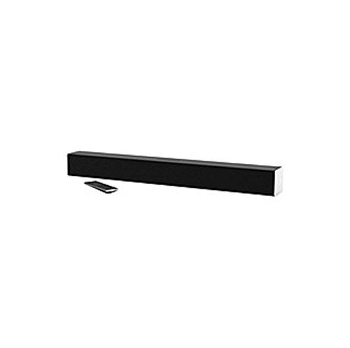 VIZIO SB2820n-E0 2.0 Sound Bar Speaker - Wireless Speaker(s) - Tabletop, Wall Mountable - Black - 70 Hz - 19 kHz - DTS Studio Sound, DTS TruSurround, DTS TruVolume - (Certified Refurbished)