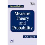 img - for Measure Theory and Probability book / textbook / text book