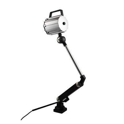 12W 110V-220V Adjustable Aluminum Alloy Industrial Machine Light LED Work Light for Lathe, CNC Milling Machine, Drilling Machine - Long Arm … (12)