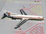 Gemini Jets B727-200 National Airlines (Sun King), Scale 1/200