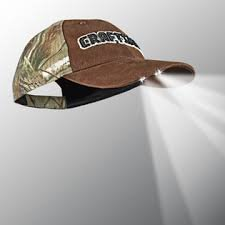 Craftsman Led Lighted Hat - 1