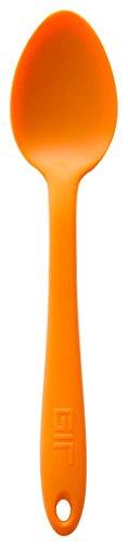 (GIR: Get It Right Premium Silicone Mini Spoon, 8 Inches,)