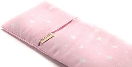 Saquito de Semillas Microondas Cólicos Bebe Rosa (Desenfundable)