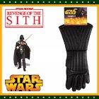 Star Wars Darth Vader Gloves, Black, Adult