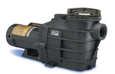 Hayward SP3025EEAZ Super II 3 HP Pool Pump, Energy Efficient ()