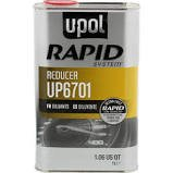 Primer Reducer (U-POL 6701 Rapid System Reducer for Primers Clearcoats and Most Solvent Borne Basecoat Paints, 1.06 qt.)