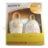 Sony 900 MHz BabyCall Sound-Sensor Nursery Monitor (Baby Call) (900 Mhz Video Baby Monitor)