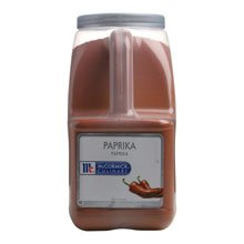 McCormick Paprika - 5.25 lb. container, 3 per case by McCormick