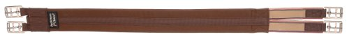 Tough 1 Padded Cotton English Girth, Brown, 48-Inch ()