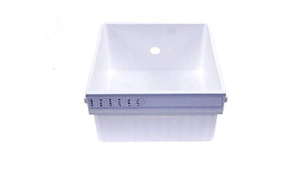 Cajón Gs52 tamaño pequeño referencia: 9790570 para congelador ...